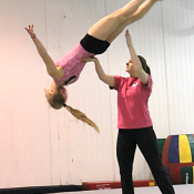 Tidewater Gymnastics Academy Program Image for Tumbling