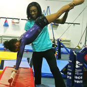 Tidewater Gymnastics Academy Program Image for Intermediate Gymnastics