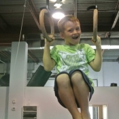 Tidewater Gymnastics Academy Program Image for Boys Fitness and Tumbling