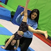 Tidewater Gymnastics Academy Program Image for Girls Basic Gymnastics