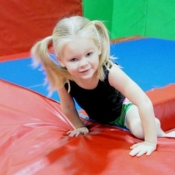 Tidewater Gymnastics Academy Program Image for Beginner Gymnastics