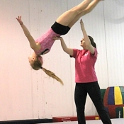 Tidewater Gymnastics Academy Staff Image of Ashley Parker